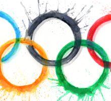 Rio 2016 - Olmypic Rings Sticker