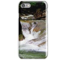 waterfalls-scotland iPhone Case/Skin