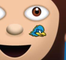 Delaware Sassy Girl Emoji Sticker