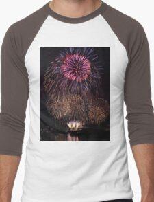 Let's Celebrate! Men's Baseball ¾ T-Shirt