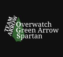 Team Arrow - OGS (Original GangstaS) Kids Tee