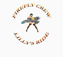 FIREFLY CREW  ''Lilly's Ride'' Unisex T-Shirt