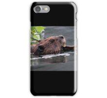 Beaver Working iPhone Case/Skin