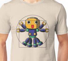 VitruvianServbot Unisex T-Shirt