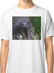Black Bear Smile Classic T-Shirt