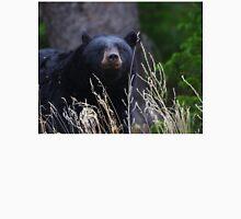 Black Bear Smile Unisex T-Shirt