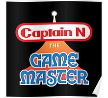 Captain N : The Game Master Poster
