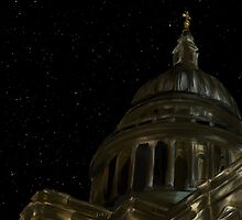St Pauls cathedral   by SuzuyaSenpai