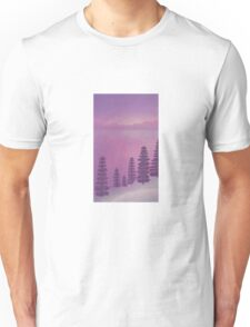 Wintry Light Unisex T-Shirt