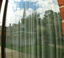 Window reflection Sticker