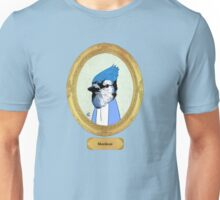 Employee of the Month: Blue Unisex T-Shirt