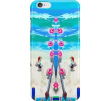 Surf Carnival 2 by Stephanie Burns iPhone Case/Skin