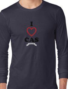 Supernatural - I Love Cas Long Sleeve T-Shirt