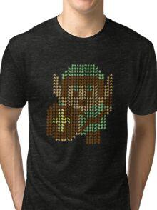 The Legend of Zelda - Link x1000 Tri-blend T-Shirt