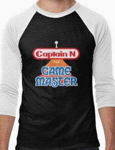 Captain N : The Game Master Men's Baseball ¾ T-Shirt