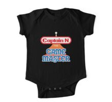 Captain N : The Game Master One Piece - Short Sleeve