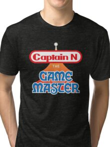 Captain N : The Game Master Tri-blend T-Shirt