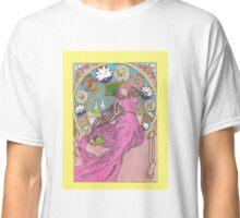 Mucha Princess Bubblegum Classic T-Shirt
