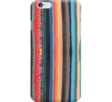 Stripes, Scallops and Diamonds iPhone Case/Skin