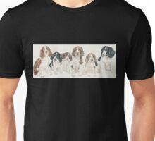 English Springer Spaniel Puppies Unisex T-Shirt