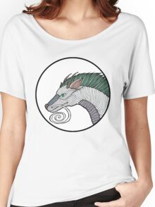 Haku Dragon Doodle Women's Relaxed Fit T-Shirt
