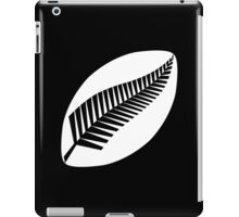 Rugby New Zealand iPad Case/Skin