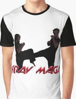 KRAV MAGA Graphic T-Shirt
