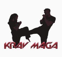 KRAV MAGA by erFreddo