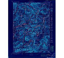 New York NY Paradox Lake 148184 1897 62500 Inverted Photographic Print