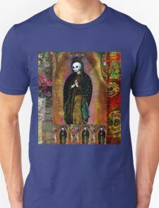 Day of the Dead Icon Madonna art T-Shirt