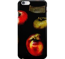 Apples apples apples iPhone Case/Skin