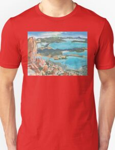 Mt Wellington Outlook Unisex T-Shirt