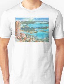 Mt Wellington Outlook T-Shirt