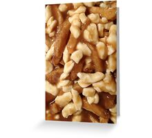 Canadian Quebec Poutine  Greeting Card
