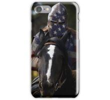 American Knight iPhone Case/Skin