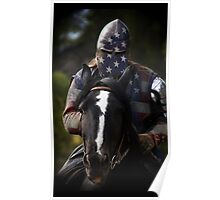 American Knight Poster