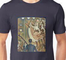 Georges Seurat Le Chahut Unisex T-Shirt