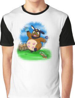 Chocolate Graphic T-Shirt