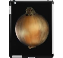 Know Your Onions iPad Case/Skin