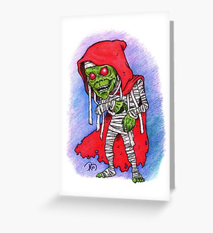 The Ever Living Greeting Card