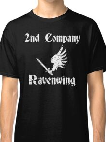 Ravenwing Distressed Classic T-Shirt