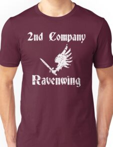 Ravenwing Distressed Unisex T-Shirt