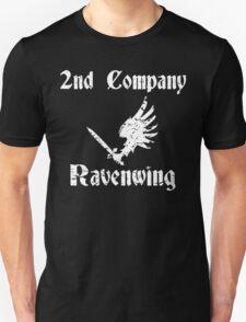 Ravenwing Distressed T-Shirt