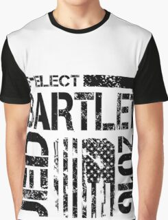 Re-Elect Jed Bartlet 2016 - Distressed Graphic T-Shirt