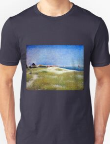 Georges Seurat View of Fort Samson Unisex T-Shirt