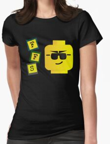 For Fudge Sake ... Womens Fitted T-Shirt
