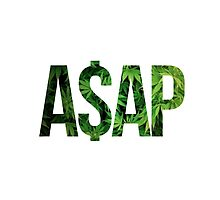 ASAP A$AP WEED by SourKid