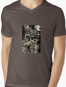 Aberrant Mens V-Neck T-Shirt