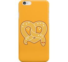 Pretzel Snake iPhone Case/Skin