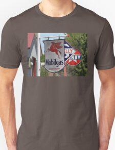 Vintage Mobilgas Sign T-Shirt